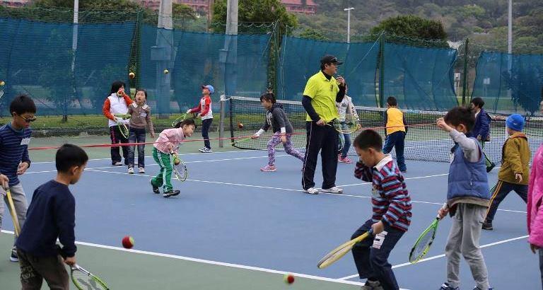 中華民國迷你網球協會  教學經驗分享