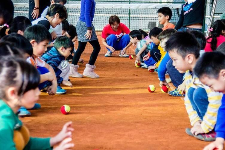網球禮儀的重要性